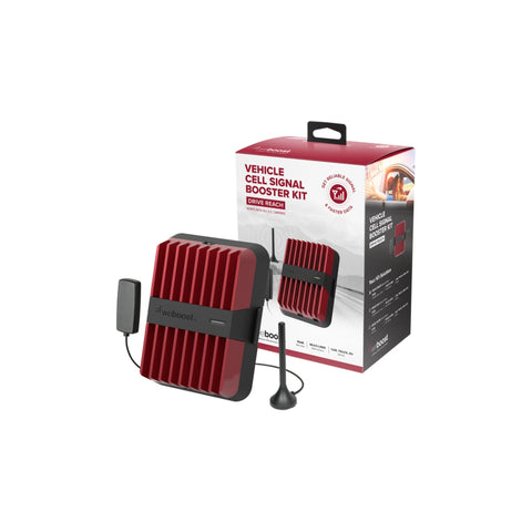 weBoost Drive Reach Vehicle Cell Signal Booster Kit