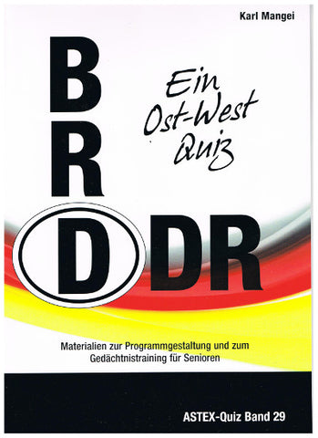 BRD-DDR-Quiz - Ein Ost-West-Quiz