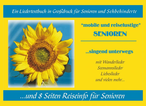 Mobile und reiselustige Senioren