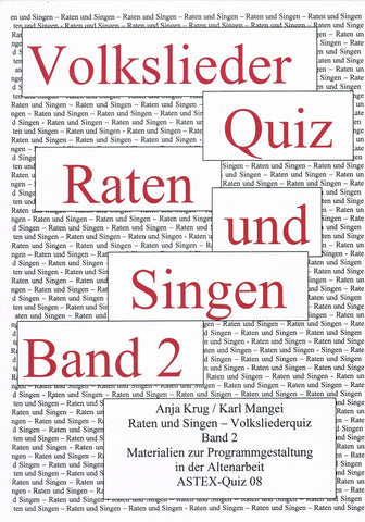 Volkslieder Quiz Band 2