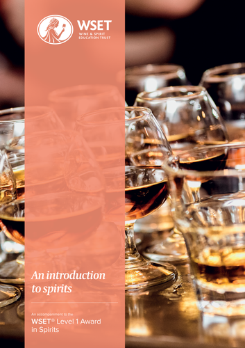 Webinar WSET Level 1 Award in Spirits Online Course with spirits samples one Day (August)