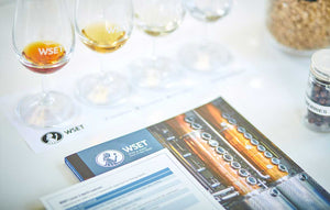 WSET Level 2 Award in Spirits Online Five Evening Course. (November)