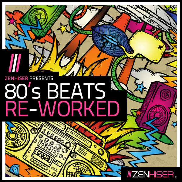 80s Beats ReWorked