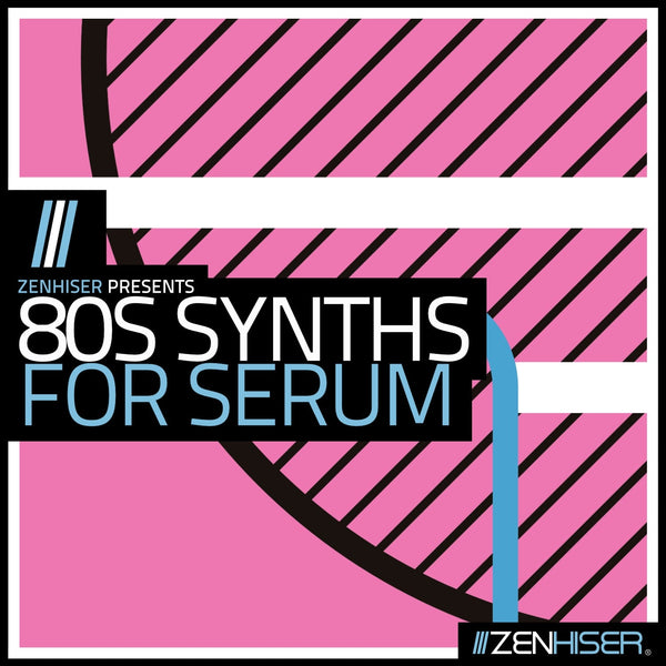 80s Synths For Serum