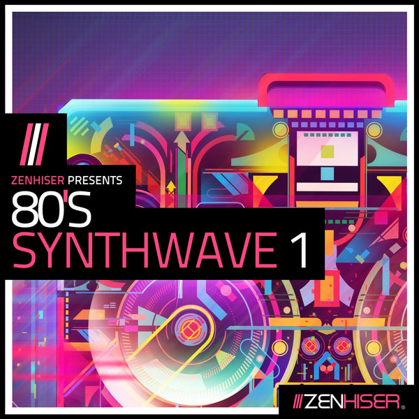 80's Synthwave Vol1
