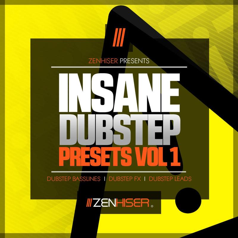 Insane Dubstep Presets V1