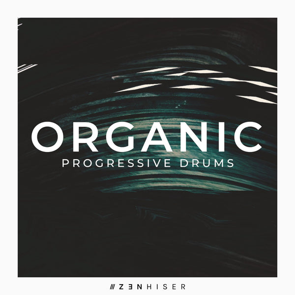Organic Progressive Drums