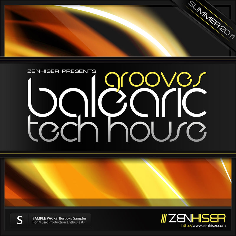 Balearic Tech House - Grooves