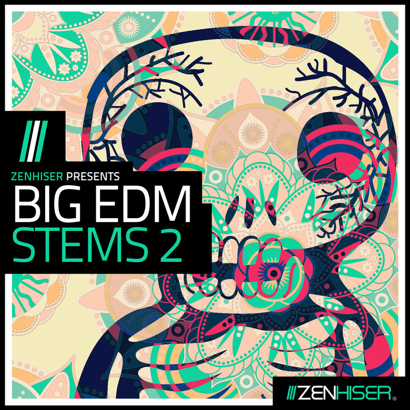 Big EDM Stems 2