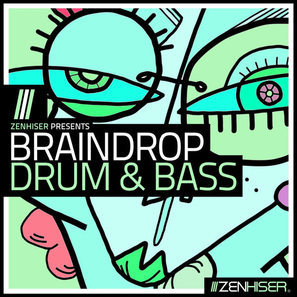 Braindrop - Drum & Bass