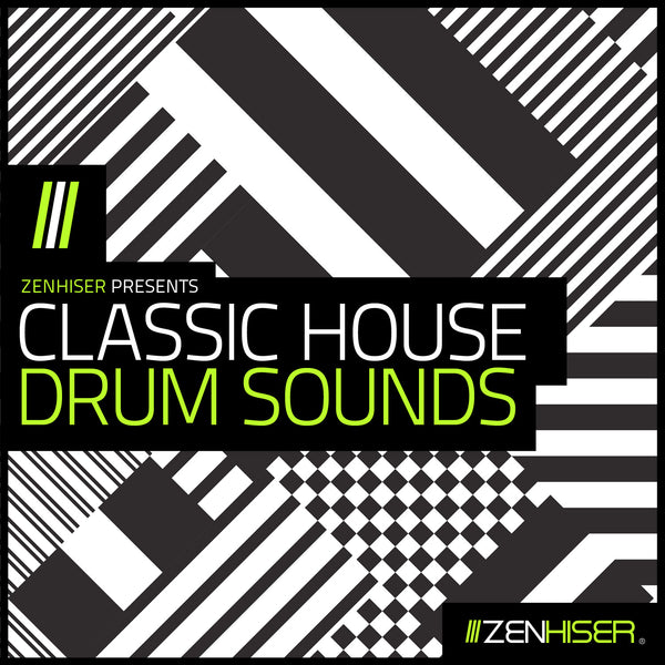 Classic House Drum Sounds
