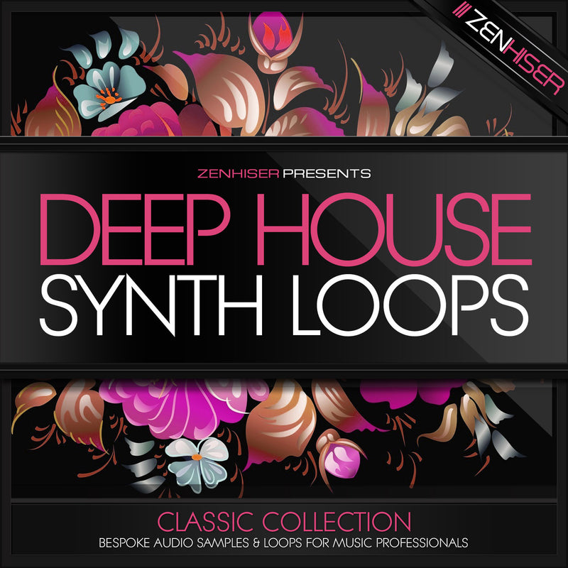 Deep House Synth Loops