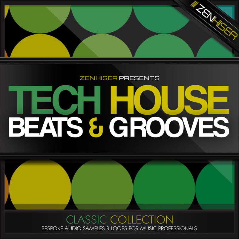 Deep Tech House Beats & Grooves