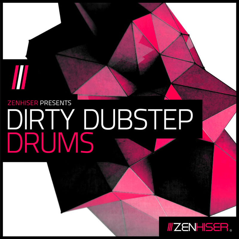 Dirty Dubstep Drums