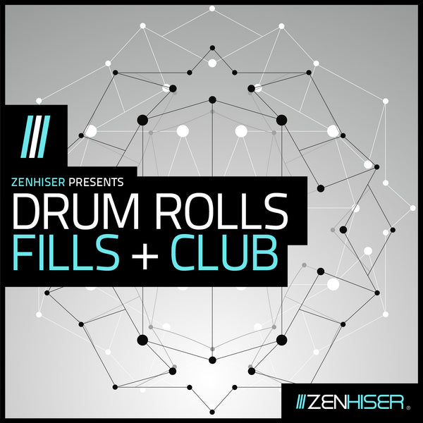 Drum Rolls And Fills - Club