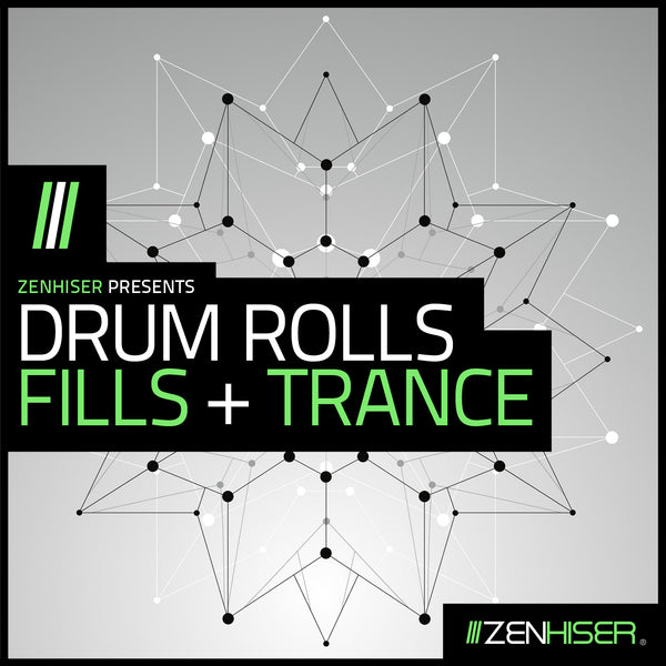 Drum Rolls And Fills - Trance