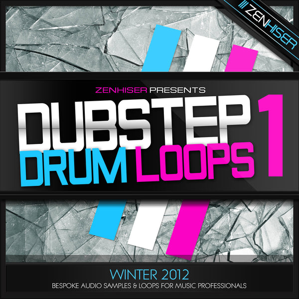 Dubstep Drum Loops