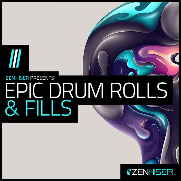 Epic Drum Rolls & Fills