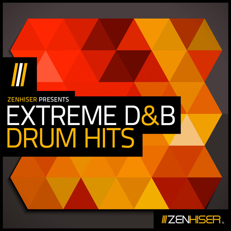 Extreme D&B Drum Hits