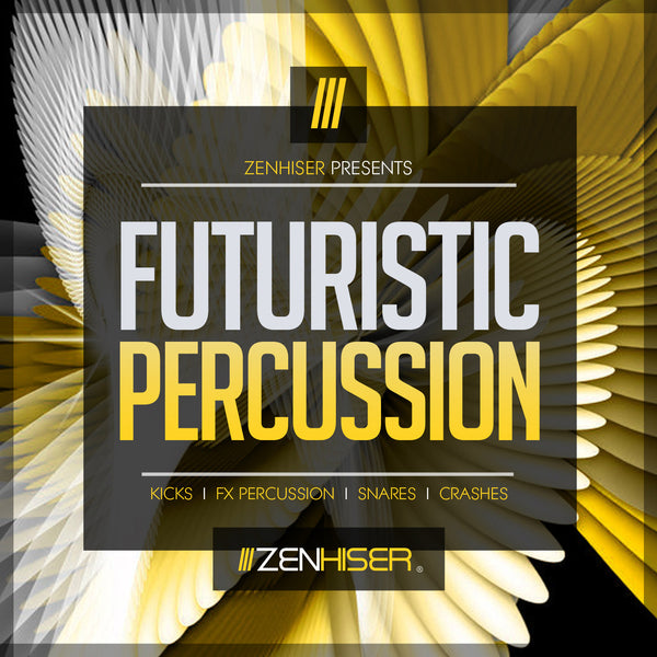 Futuristic Percussion