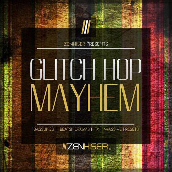 Glitch Hop Mayhem