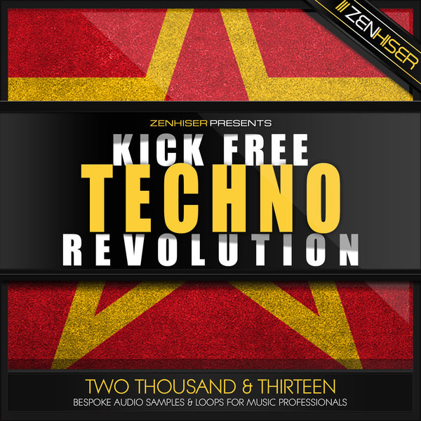Kick Free Techno Revolution