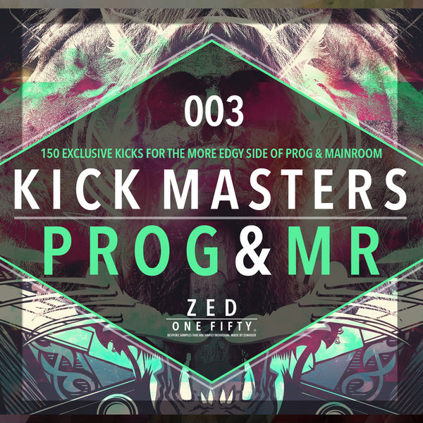 Kick Masters - Progressive & Main Room House
