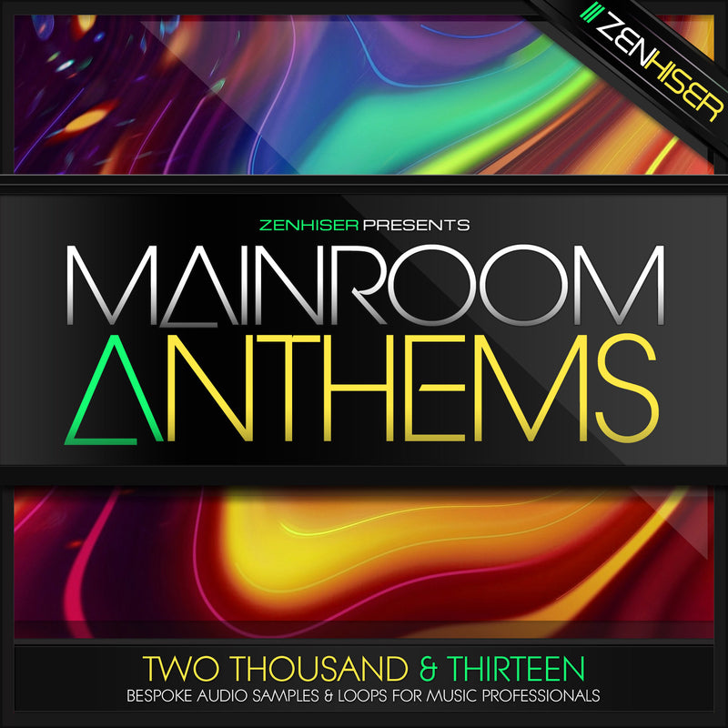 Main Room Anthems
