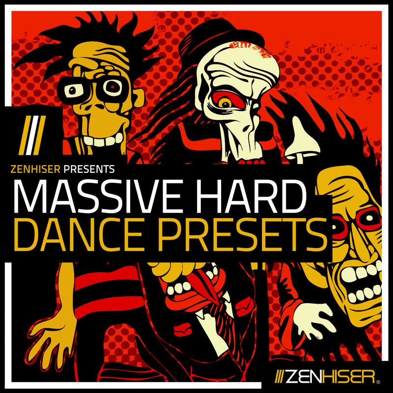 Massive Hard Dance Presets