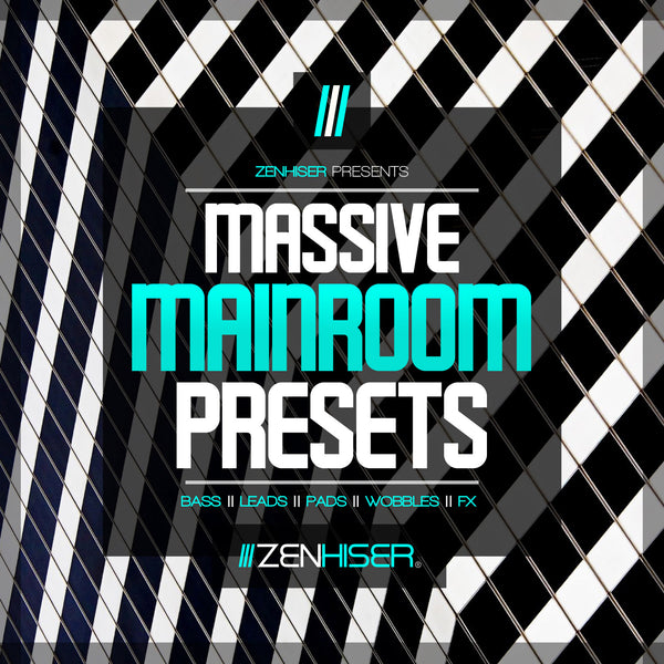Massive Main Room Presets