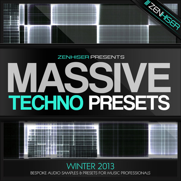 Massive Techno Presets