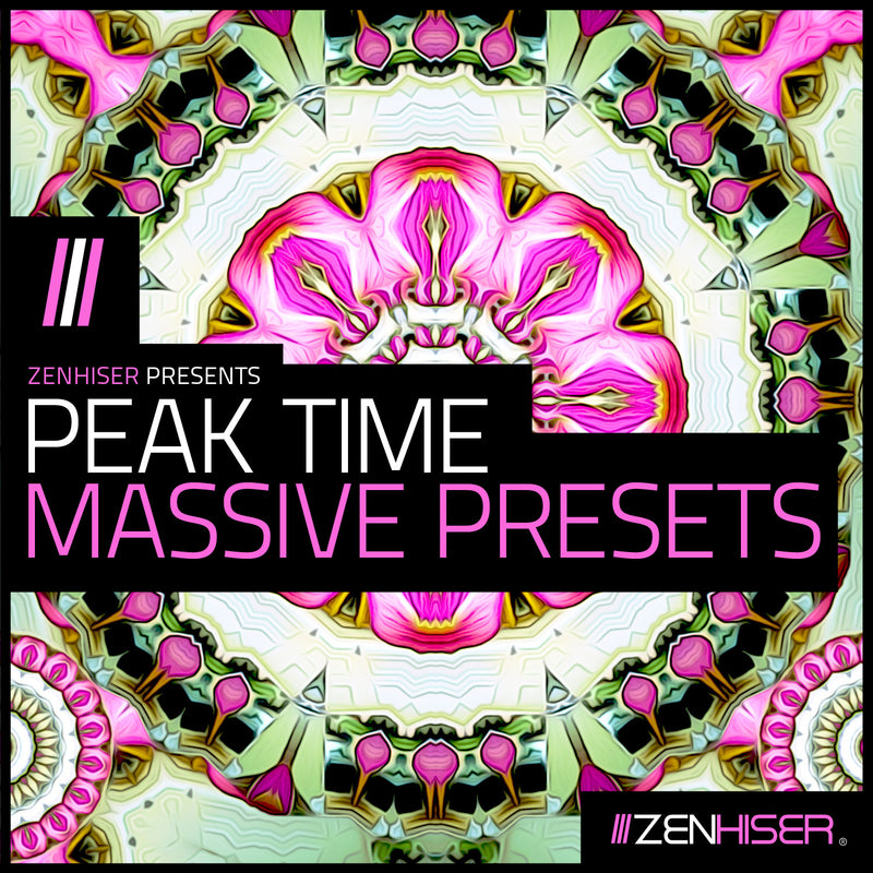 Peak Time Massive Presets
