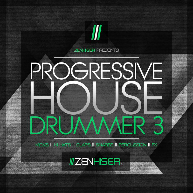 Progressive House Drummer 3