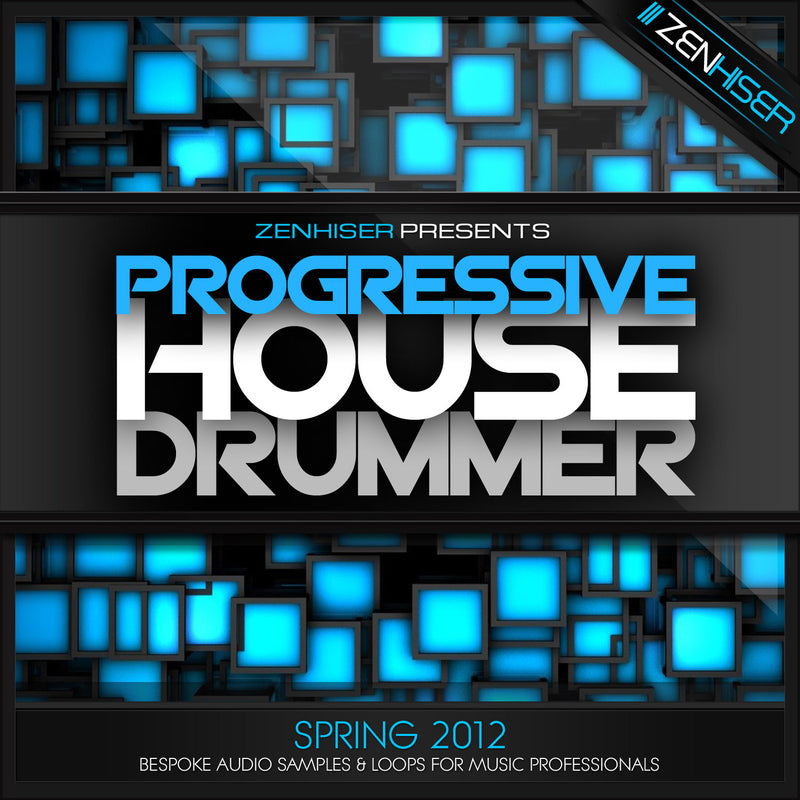 Progressive House Drummer