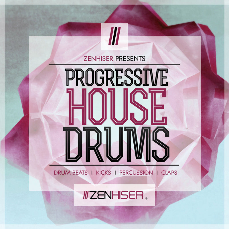 Progressive House Drums