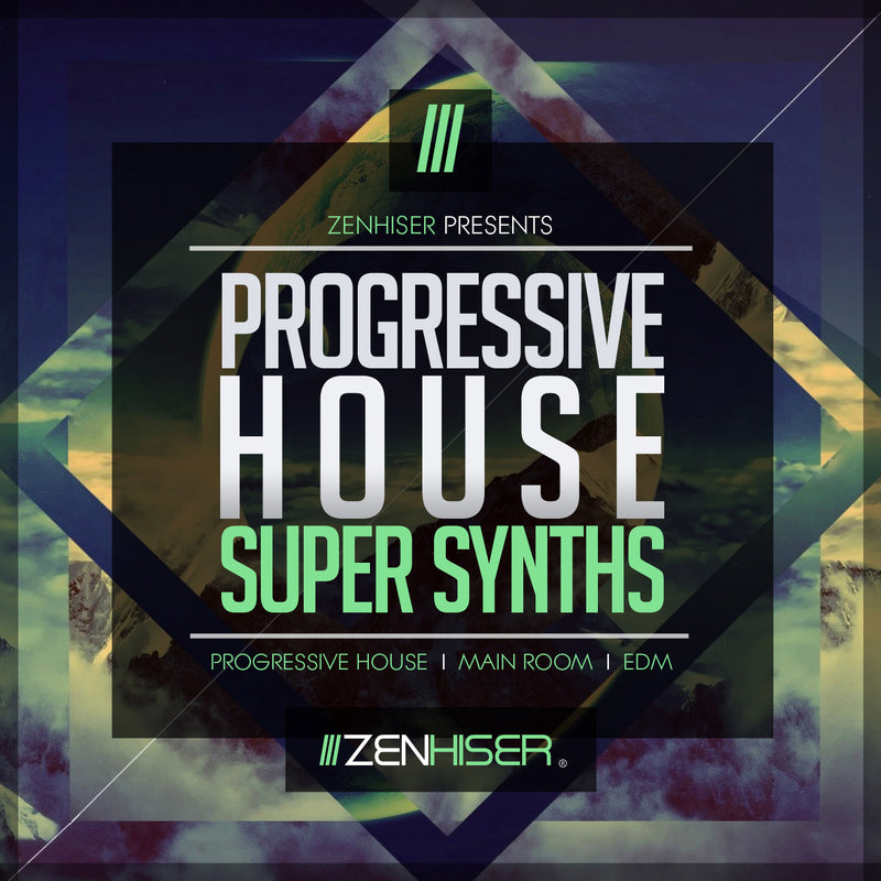 Progressive House Super Synths