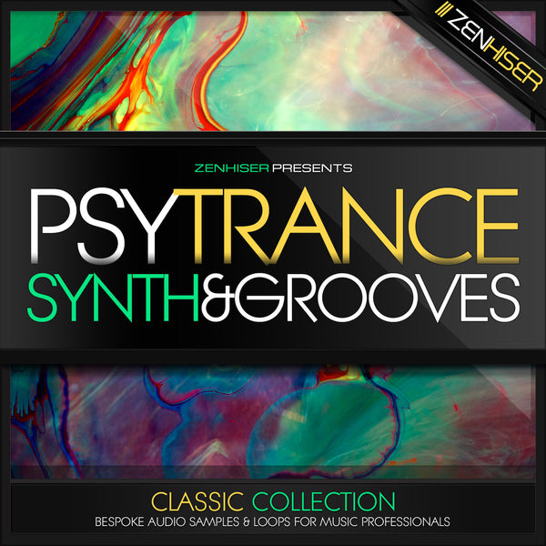 Psytrance Synths & Grooves