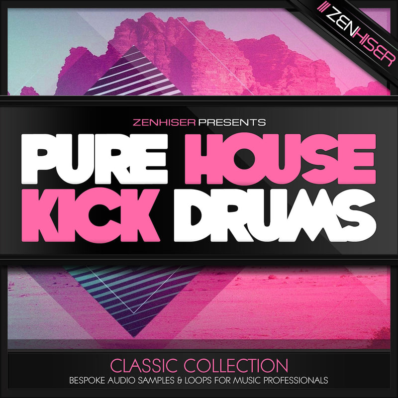 Pure House Kick Drums