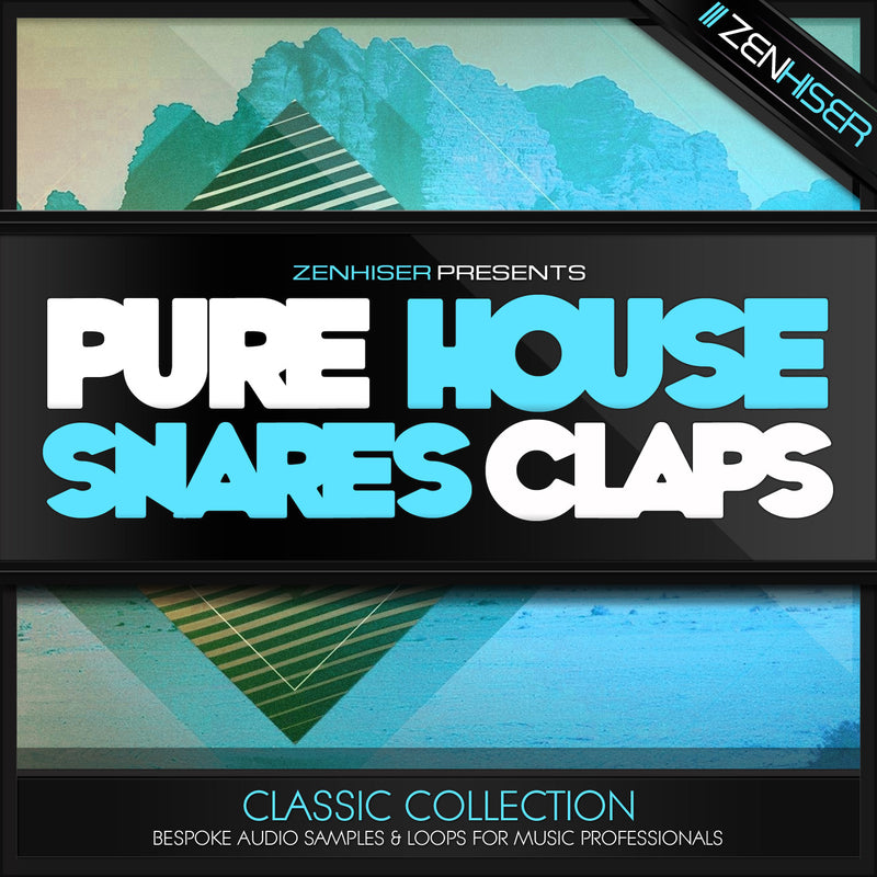 Pure House Snares & Claps