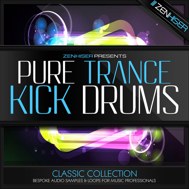 Pure Trance Kick Drums