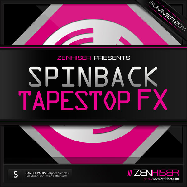 Spinback And Tapestop FX