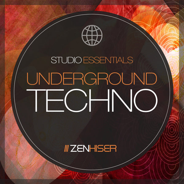 Studio Essentials - Underground Techno