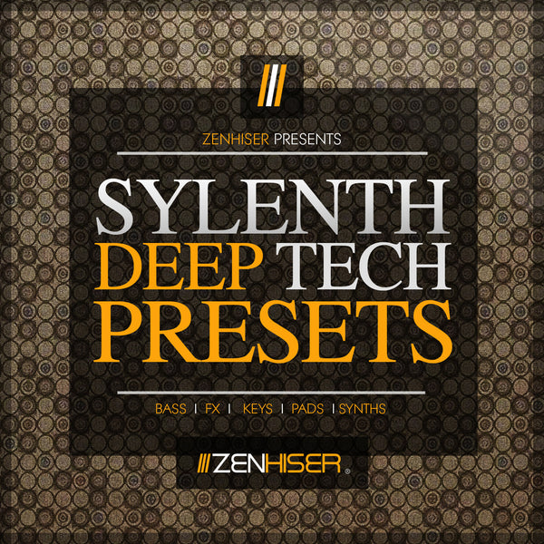 Sylenth Deep Tech Presets