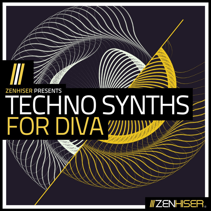 Techno Synths For Diva