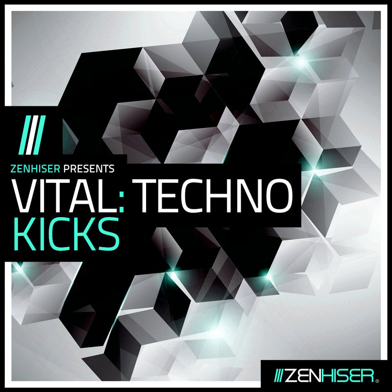 Vital: Techno Kicks