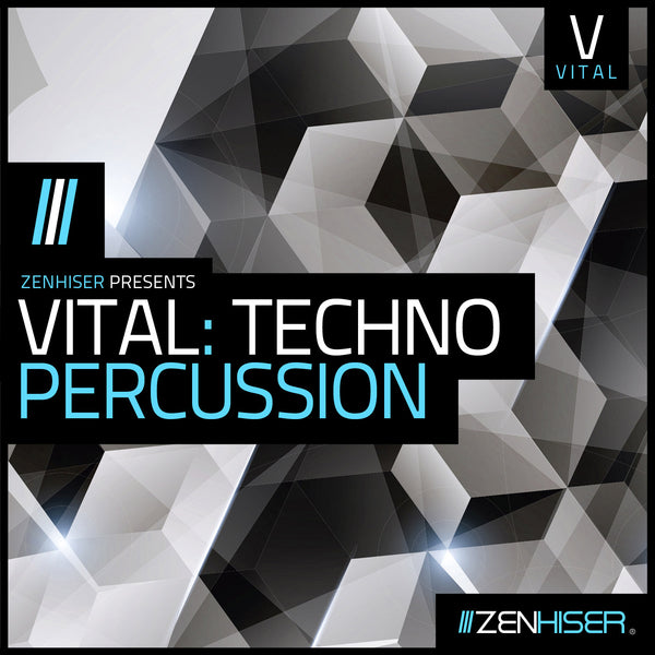 Vital: Techno Percussion