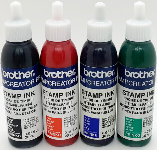 Ink for Pre-Inked Stamps