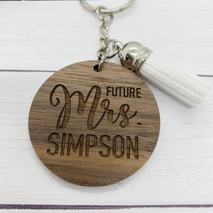 Future Mrs. Keychain