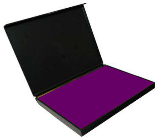 Purple Felt Stamp Pad