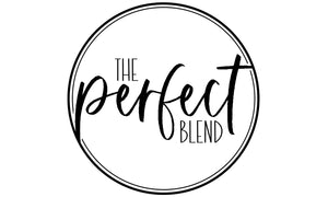 The Perfect Blend Wedding Stamp